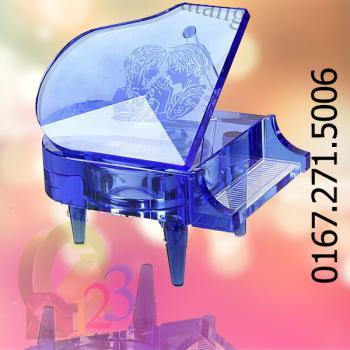 PHÔI PHA LÊ ĐÀN PIANO